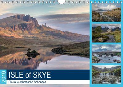 Isle of Skye, die raue schottische Schönheit (Wandkalender 2019 DIN A4 quer), Joana Kruse