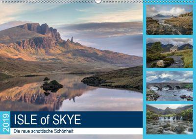Isle of Skye, die raue schottische Schönheit (Wandkalender 2019 DIN A2 quer), Joana Kruse