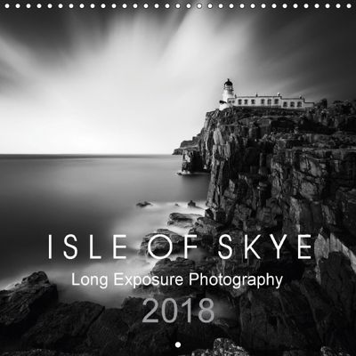 Isle of Skye (Wall Calendar 2018 300 × 300 mm Square), Thomas Bichler