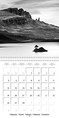 Isle of Skye (Wall Calendar 2018 300 × 300 mm Square) - Produktdetailbild 2