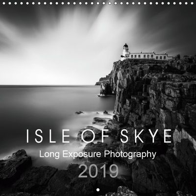 Isle of Skye (Wall Calendar 2019 300 × 300 mm Square), Thomas Bichler
