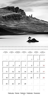 Isle of Skye (Wall Calendar 2019 300 × 300 mm Square) - Produktdetailbild 2