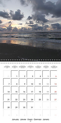 Isle of Texel (Wall Calendar 2019 300 × 300 mm Square) - Produktdetailbild 1