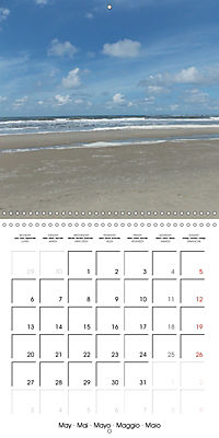 Isle of Texel (Wall Calendar 2019 300 × 300 mm Square) - Produktdetailbild 5