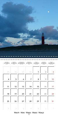 Isle of Texel (Wall Calendar 2019 300 × 300 mm Square) - Produktdetailbild 3