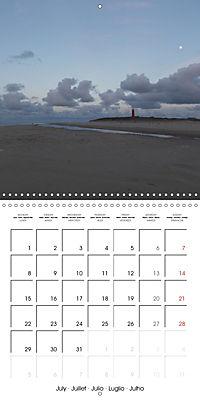 Isle of Texel (Wall Calendar 2019 300 × 300 mm Square) - Produktdetailbild 7