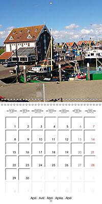 Isle of Texel (Wall Calendar 2019 300 × 300 mm Square) - Produktdetailbild 4