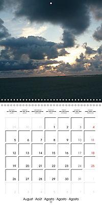 Isle of Texel (Wall Calendar 2019 300 × 300 mm Square) - Produktdetailbild 8