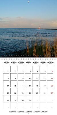 Isle of Texel (Wall Calendar 2019 300 × 300 mm Square) - Produktdetailbild 10