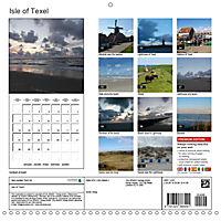Isle of Texel (Wall Calendar 2019 300 × 300 mm Square) - Produktdetailbild 13