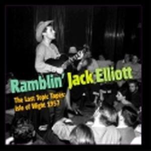 Isle Of Wight 1957, Ramblin' Jack Elliott