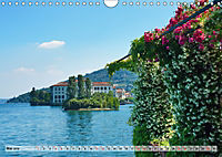 Isola dei Pescatori im Lago Maggiore (Wandkalender 2019 DIN A4 quer) - Produktdetailbild 5