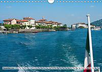 Isola dei Pescatori im Lago Maggiore (Wandkalender 2019 DIN A4 quer) - Produktdetailbild 12