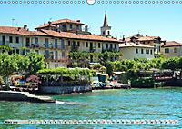 Isola dei Pescatori im Lago Maggiore (Wandkalender 2019 DIN A3 quer) - Produktdetailbild 3