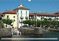 Isola dei Pescatori im Lago Maggiore (Wandkalender 2019 DIN A3 quer) - Produktdetailbild 9