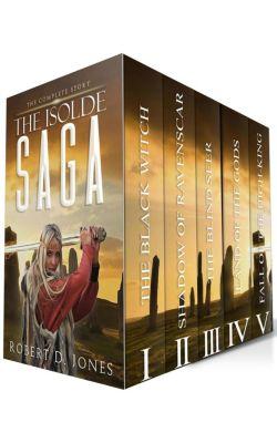 Isolde Saga: The Isolde Saga Boxset, Robert D. Jones