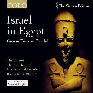 Israel In Egypt, The Sixteen, Harry Christophers