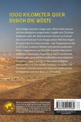 Israel Trail mit Herz - Christian Seebauer |