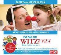 Ist das ein Witz? Kommt ein Kind zum Arzt ..., 1 Audio-CD, Eckart von Hirschhausen