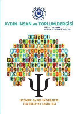 Istanbul Aydin University International: AYDIN INSAN ve TOPLUM DERGISI