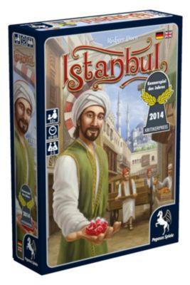 Istanbul (Spiel) - Kennerspiel des Jahres 2014