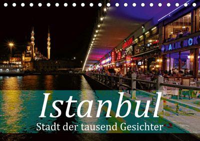 Istanbul - Stadt der tausend Gesichter (Tischkalender 2019 DIN A5 quer), Liselotte Brunner-Klaus