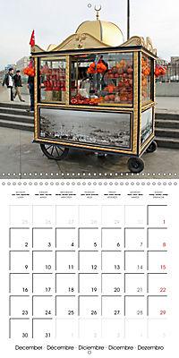 Istanbul Street Food (Wall Calendar 2019 300 × 300 mm Square) - Produktdetailbild 12