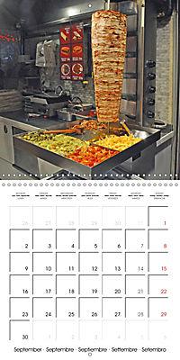 Istanbul Street Food (Wall Calendar 2019 300 × 300 mm Square) - Produktdetailbild 9