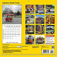 Istanbul Street Food (Wall Calendar 2019 300 × 300 mm Square) - Produktdetailbild 13