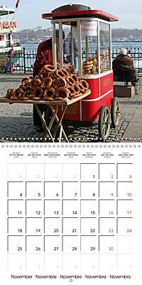 Istanbul Street Food (Wall Calendar 2019 300 × 300 mm Square) - Produktdetailbild 11