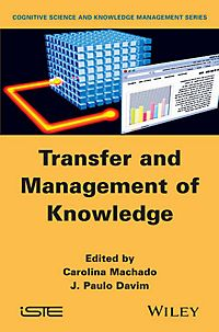 Iste transfer and management of knowledge ebook epub
