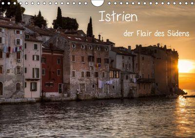 Istrien, der Flair des Südens (Wandkalender 2019 DIN A4 quer), Silke Koch