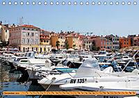 Istrien und Insel Krk - Impressionen eines kroatischen Sommers (Tischkalender 2019 DIN A5 quer) - Produktdetailbild 2