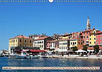 Istrien und Insel Krk - Impressionen eines kroatischen Sommers (Wandkalender 2019 DIN A3 quer) - Produktdetailbild 1