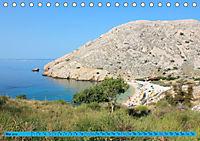 Istrien und Insel Krk - Impressionen eines kroatischen Sommers (Tischkalender 2019 DIN A5 quer) - Produktdetailbild 5