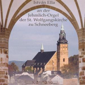 István Ella An Der Jehmlich-Orgel Zu Schneeberg, István Ella