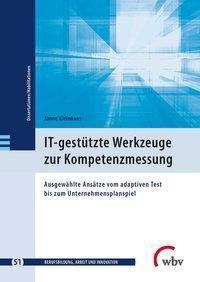 IT-gestützte Werkzeuge zur Kompetenzmessung - Janne Kleinhans |
