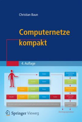 IT kompakt: Computernetze kompakt, Christian Baun