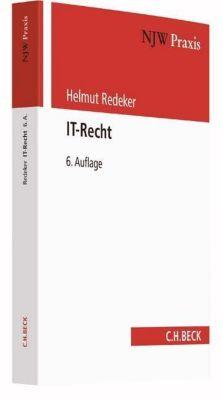 IT-Recht, Helmut Redeker