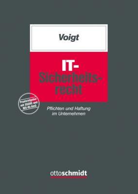 IT-Sicherheitsrecht, Paul Voigt