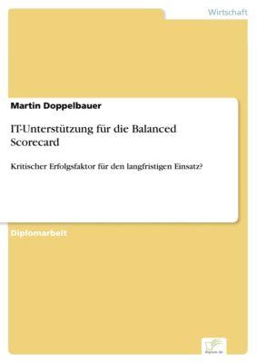 IT-Unterstützung für die Balanced Scorecard, Martin Doppelbauer