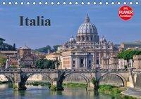 Italia (Tischkalender 2019 DIN A5 quer), k.A. LianeM