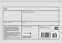 Italia (Tischkalender 2019 DIN A5 quer) - Produktdetailbild 1