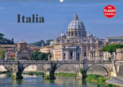 Italia (Wandkalender 2019 DIN A2 quer), LianeM