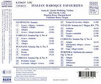 Italian Baroque Favourites - Produktdetailbild 1