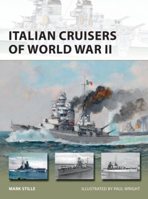 Italian Cruisers of World War II, Mark Stille