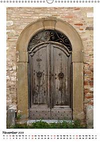 Italian Doors (Wall Calendar 2019 DIN A3 Portrait) - Produktdetailbild 11