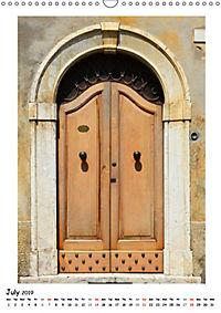 Italian Doors (Wall Calendar 2019 DIN A3 Portrait) - Produktdetailbild 7