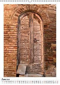 Italian Doors (Wall Calendar 2019 DIN A3 Portrait) - Produktdetailbild 6