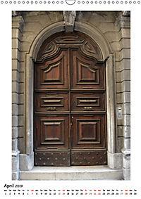 Italian Doors (Wall Calendar 2019 DIN A3 Portrait) - Produktdetailbild 4